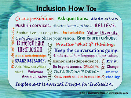 Inclusion How-Tos