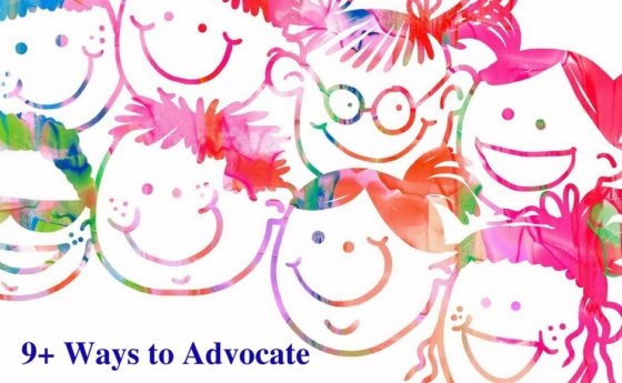 9 Ways to Advocate For Inclusion