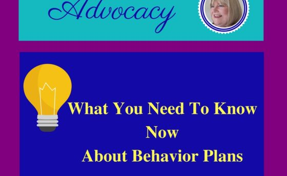 What You Need To Know Now About Behavior Plans