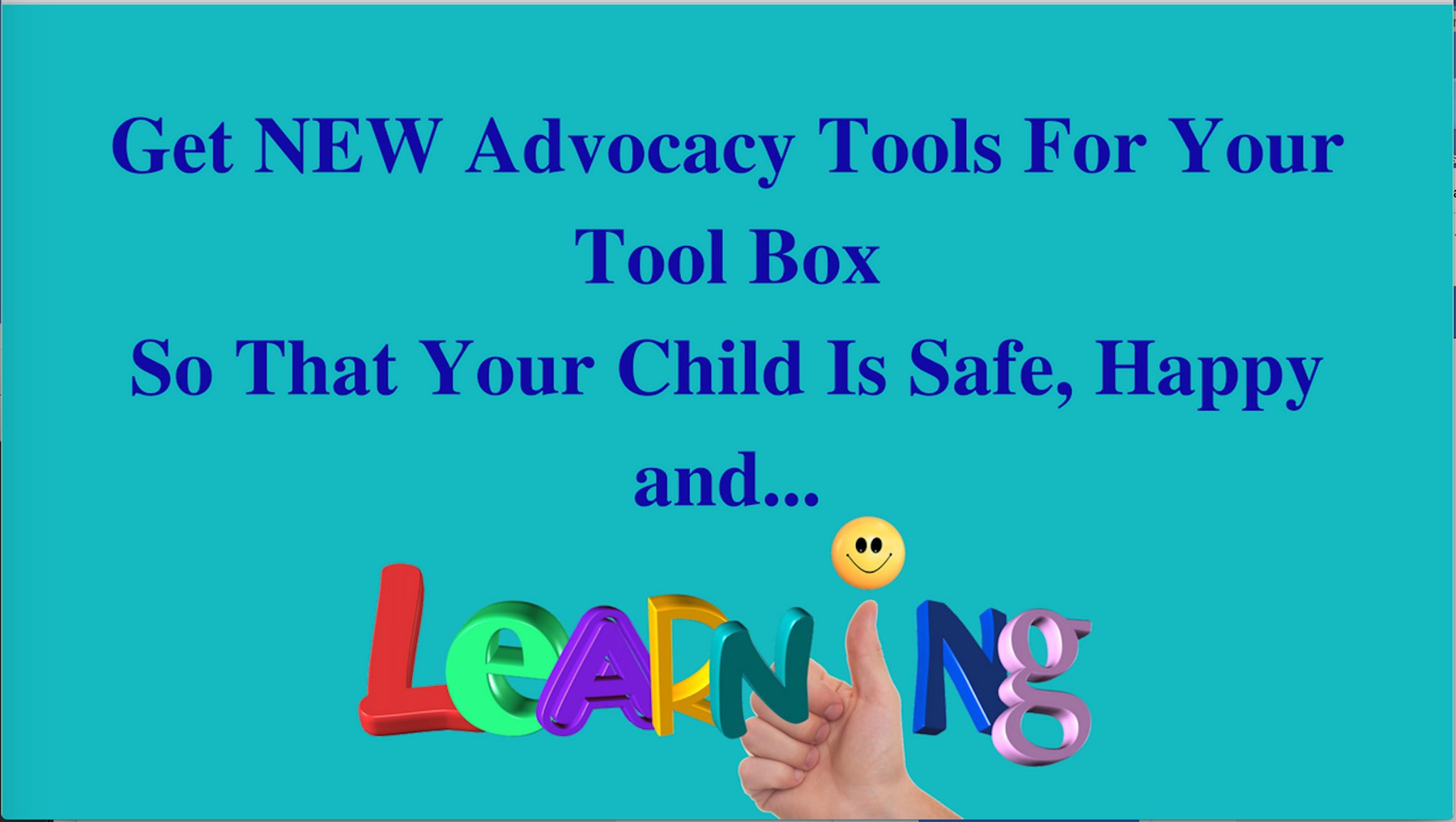 new advocacy tools online course